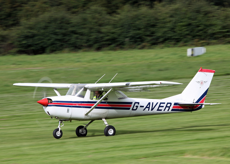 G-AVER Cessna F150G (Barton) Upperstack LTD [trading as LAC Flying School] 2
