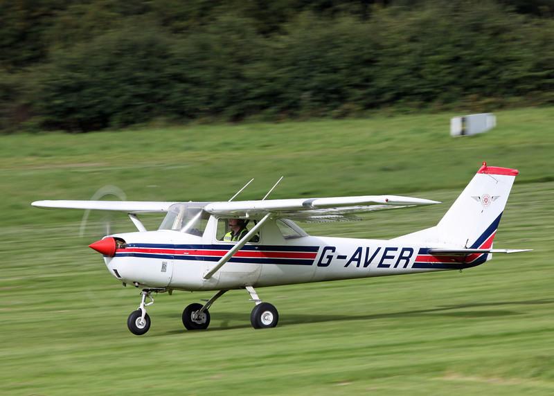 G-AVER Cessna F150G (Barton) Upperstack LTD [trading as LAC Flying School] 2