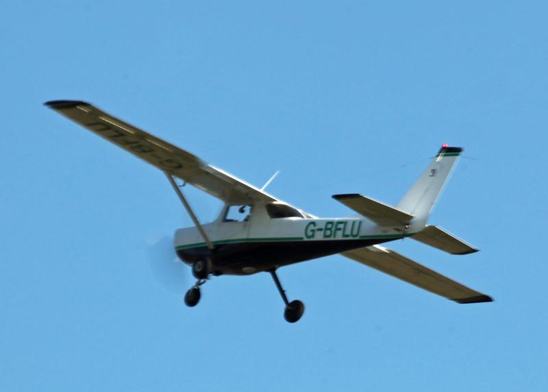 G-BFLU Cessna F152 (RAF Brize Norton) Swiftair Maintenance Ltd
