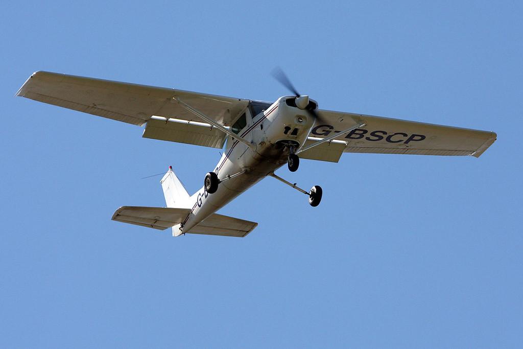 G-BSCP Cessna 152 II (Kinloss) Moray Flying Club