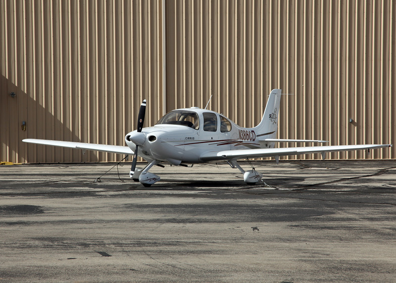 N386CD Cirrus Design Corps SR20 (Valle Grand Canyon Airport) AERO LEASING LLC