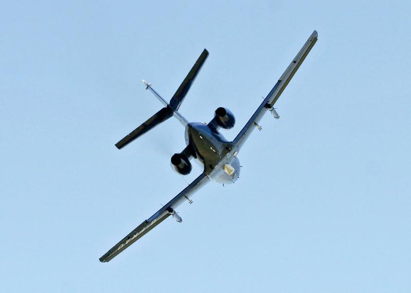 G-FRAU Dassault Falcon (RNAS Culdrose) Cobham Leasing 2