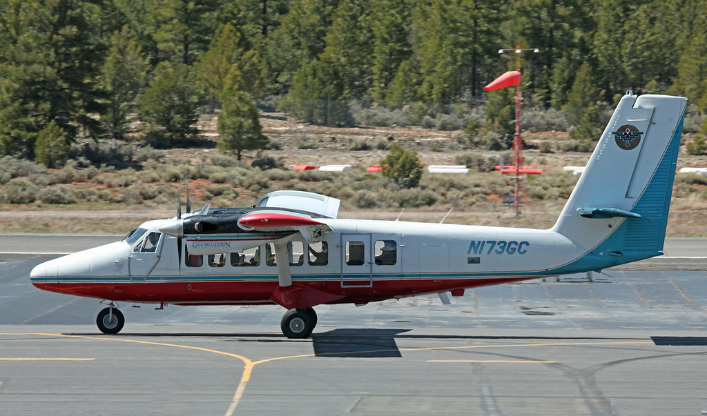 N173GC DHC-6-300 (GCN) DIAMOND BAR