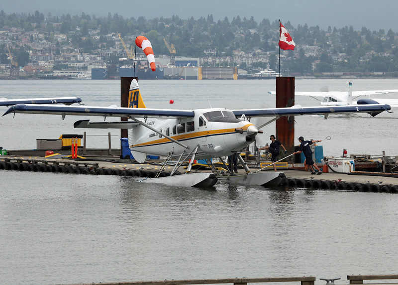 C-GUTW Dehavilland DHC-3 (Vancouver Harbour) Harbour Air Ltd 2