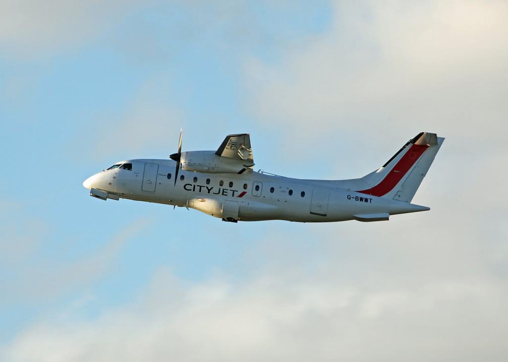 G-BWWT Dornier Do-328-100 (Edinburgh) Cityjet