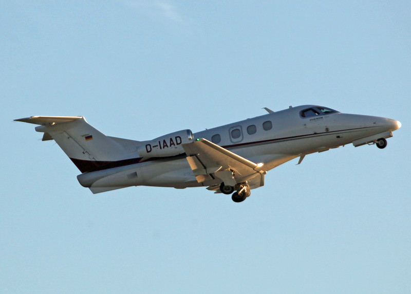 D-IAAD Embraer 500 Phenom 10 (Zurich)  Arcus Air