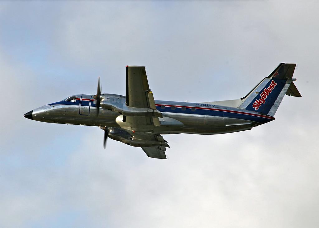 N301YV EMBRAER EMB-120ER (Portland, OR) Skywest