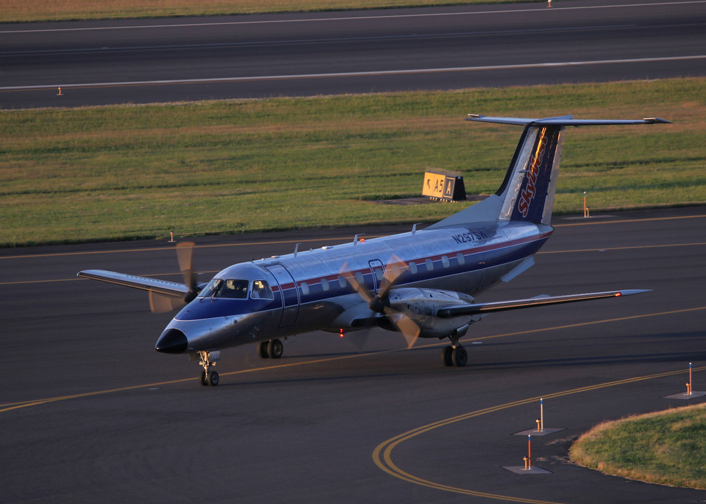 N297SW EMBRAER EMB-120ER (Portland International Airport, Oregon) Wells Fargo Bank Trustees