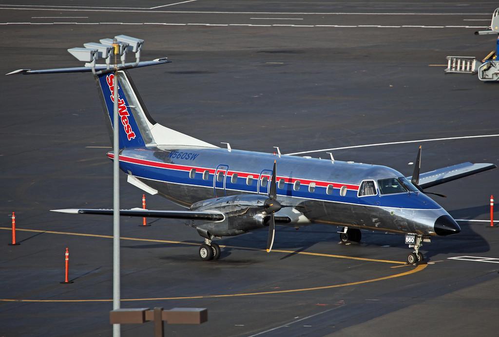 N560SW EMBRAER EMB-120ER (Portland, OR) Skywest