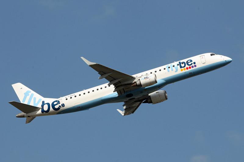 G-FBED Embraer ERJ-195LR (ERJ-190-200 LR) (Birmingham) Flybe