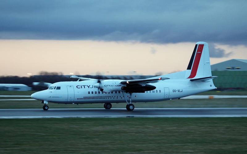 OO-VLJ Fokker F50 (MAN) CityJet (3)