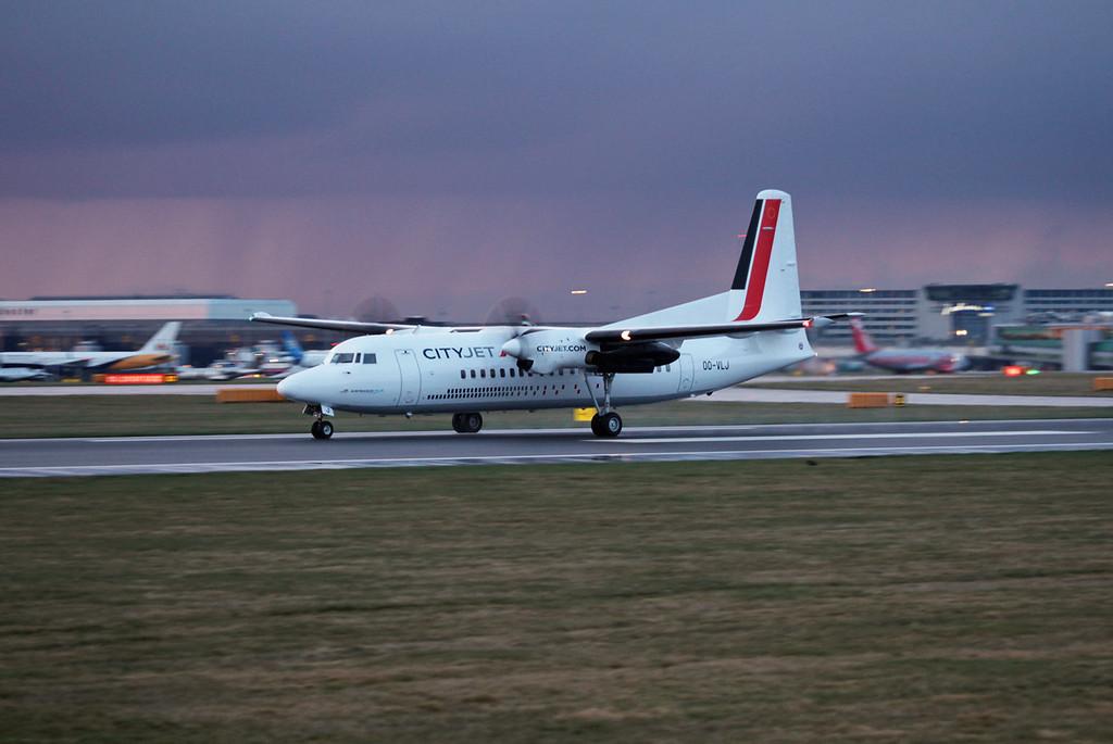 OO-VLJ Fokker F50 (MAN) CityJet (5)