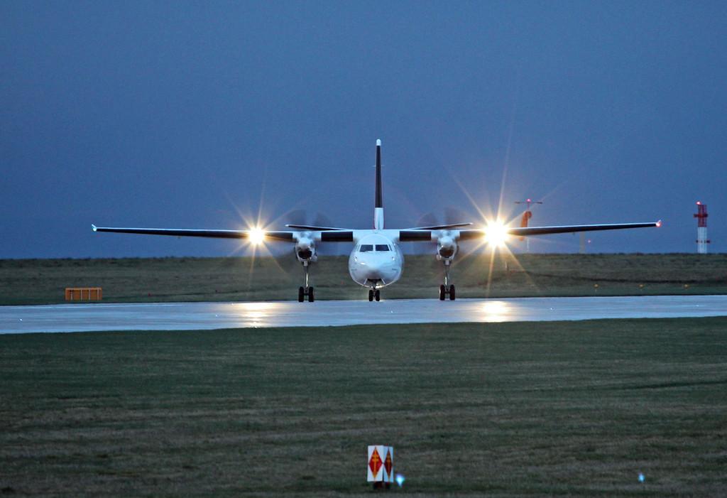 OO-VLJ Fokker F50 (MAN) CityJet