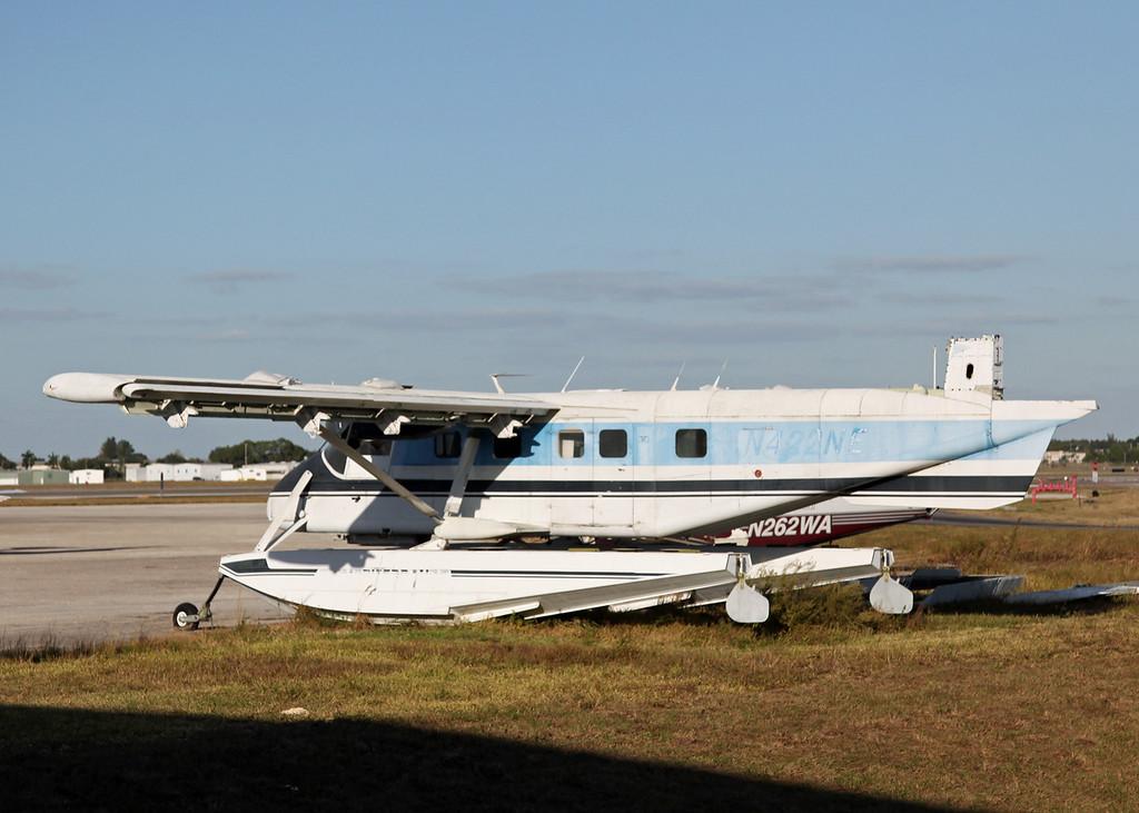 N422NE GAF N22B (SRQ) Sarasota Jet Center