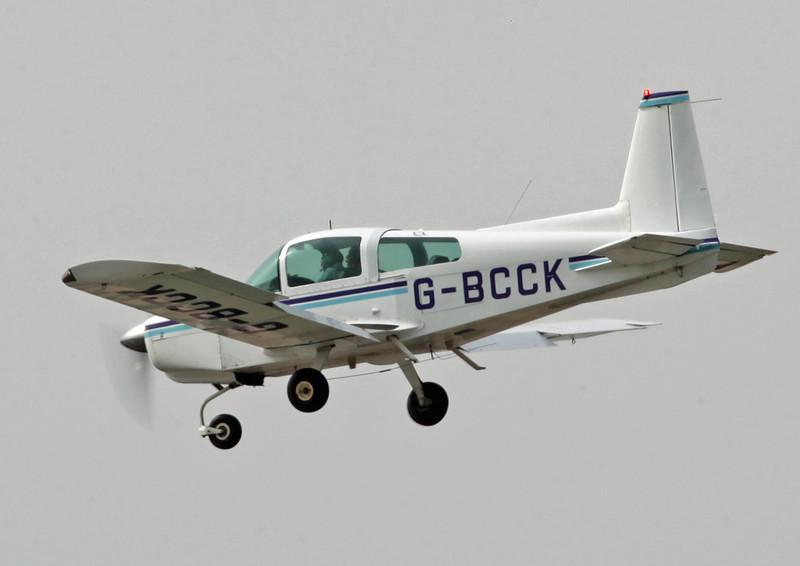 G-BCCK Grumman American AA-5 Traveler