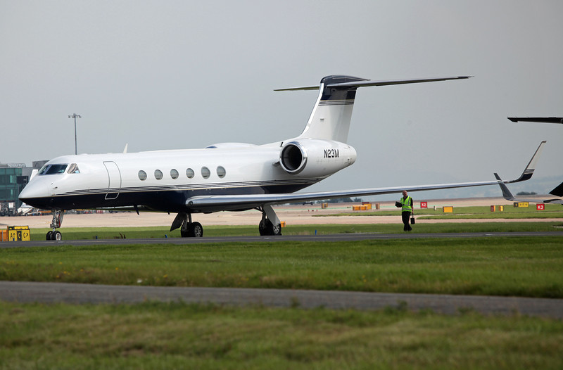 N23M Gulfstream Aerospace G-V Gulfstream V (MAN) 3M Corporation