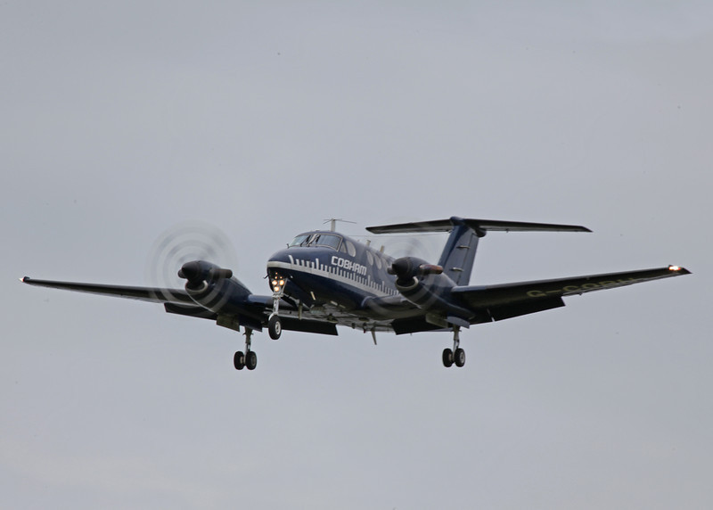 G-COBH BEECH B200 [Super King Air] (RAF Valley) Cobham