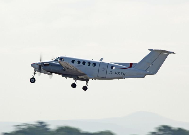G-PSTR Beech 200 Super King Air (MAN) Red Air LLP (2)