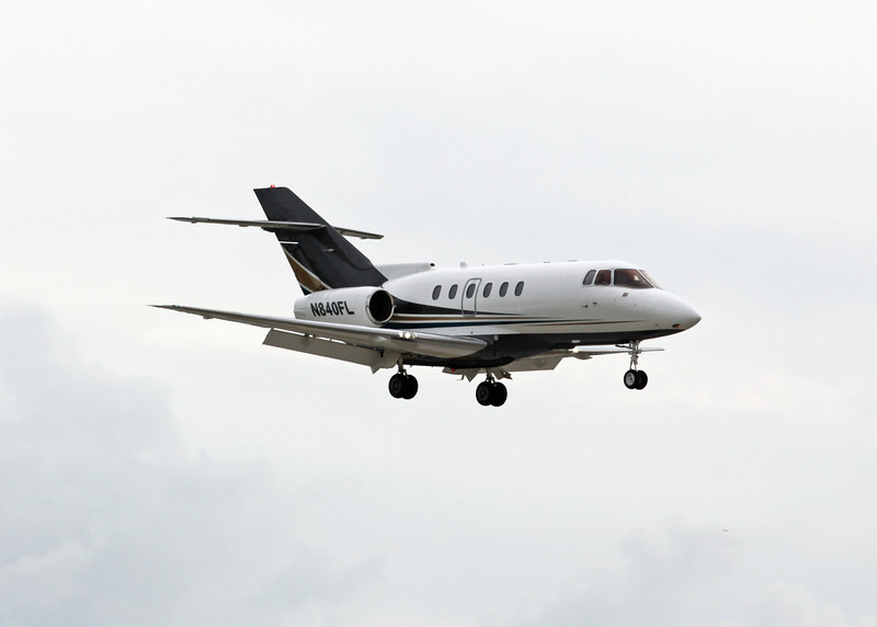 N840FL Hawker Beechcraft 800XP (Sarasota SRQ) Private