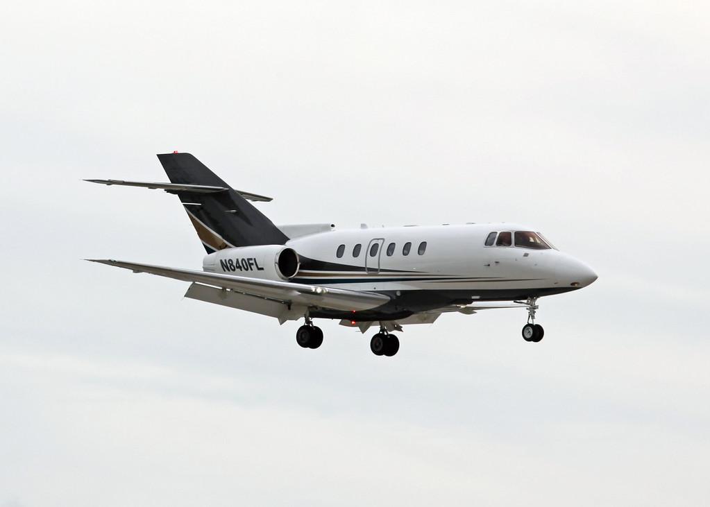 N840FL Hawker Beechcraft 800XP (Sarasota SRQ) Private [1]
