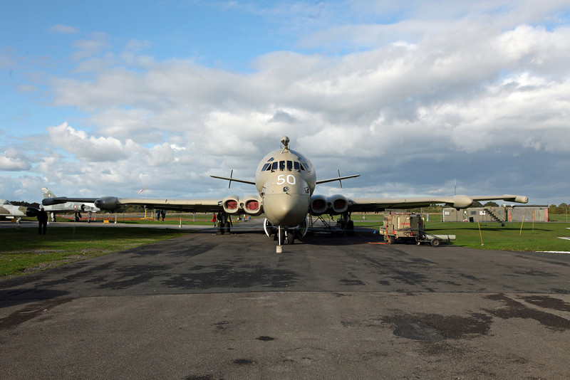 XV250 Hawker Siddeley Nimrod MR2 (801) (Yorkshire Air Museum - Elvington) Yorkshire Air Museum [ex -RAF] 4