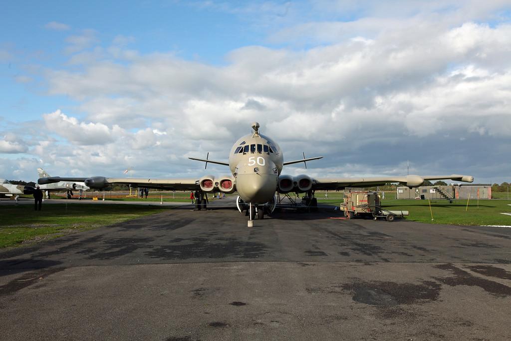 XV250 Hawker Siddeley Nimrod MR2 (801) (Yorkshire Air Museum - Elvington) Yorkshire Air Museum [ex -RAF] 4