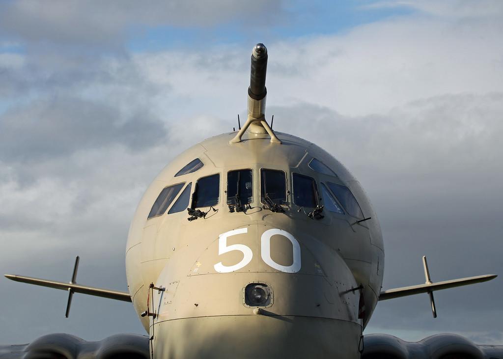 XV250 Hawker Siddeley Nimrod MR2 (801) (Yorkshire Air Museum - Elvington) Yorkshire Air Museum [ex -RAF] 2