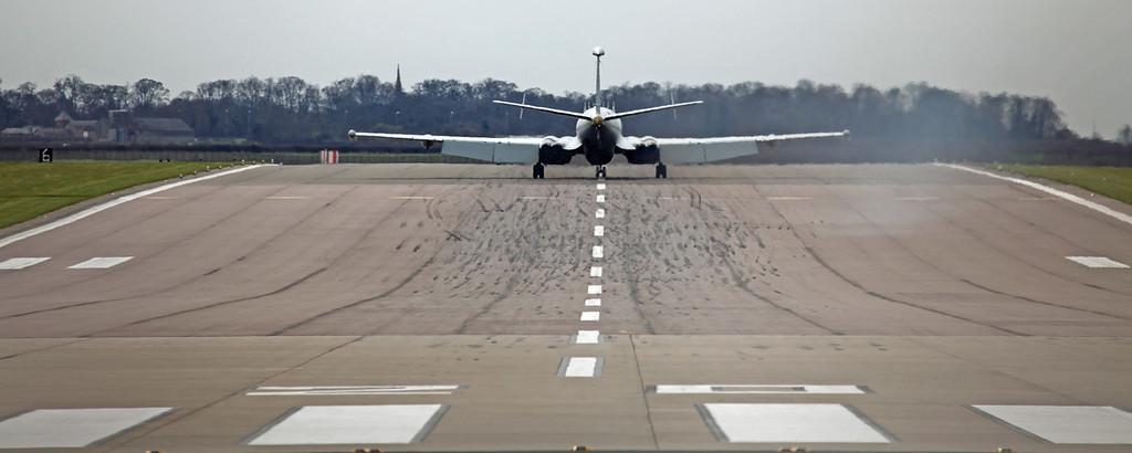 XW664 BAe Nimrod R1 (RAF Waddington) Royal Air Force 2