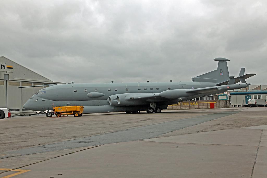 ZJ515 BAE Systems Nimrod MRA 4 (MAN) Royal Air Force (RAF) 3