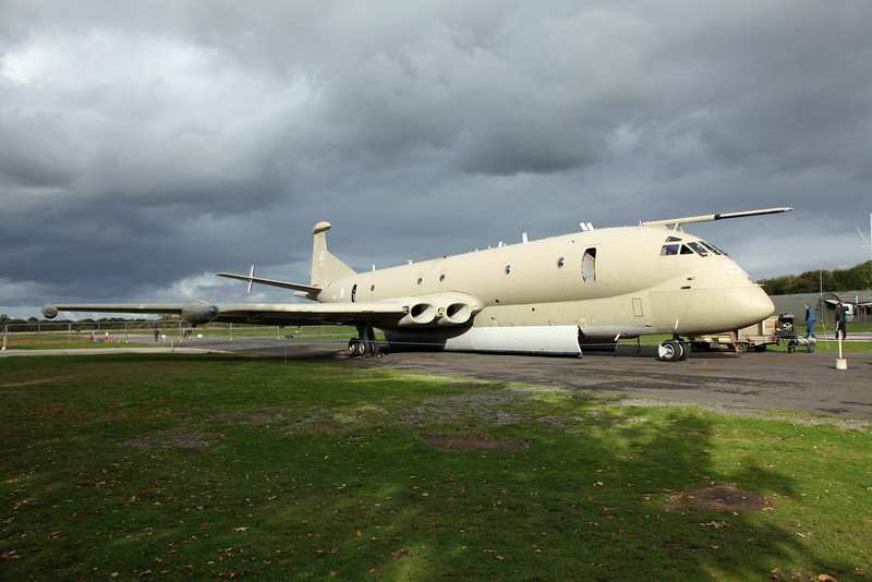 XV250 Hawker Siddeley Nimrod MR2 (801) (Yorkshire Air Museum - Elvington) Yorkshire Air Museum [ex -RAF] 3