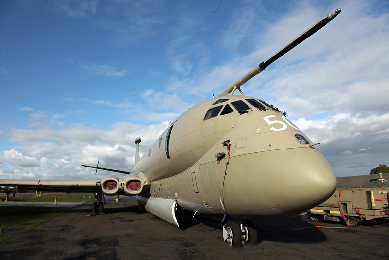 XV250 Hawker Siddeley Nimrod MR2 (801) (Yorkshire Air Museum - Elvington) Yorkshire Air Museum [ex -RAF] 5
