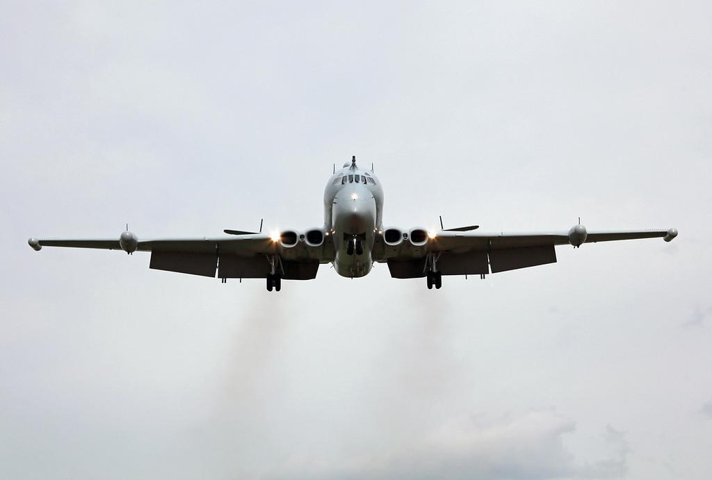 XW664 BAe Nimrod R1 (RAF Waddington) Royal Air Force 4