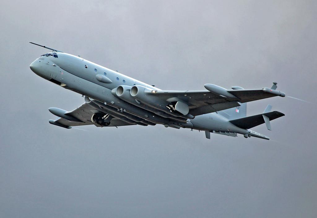ZJ515 BAE Systems Nimrod MRA 4 (MAN) Royal Air Force (RAF) 2