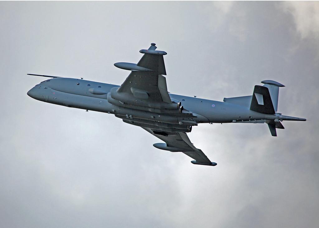 ZJ515 BAE Systems Nimrod MRA 4 (MAN) Royal Air Force (RAF)