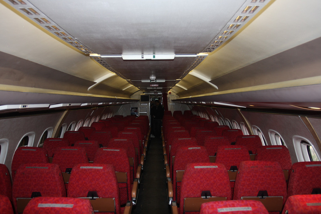 G-AWZX HS-121 Trident 3B-101 Interior (1)