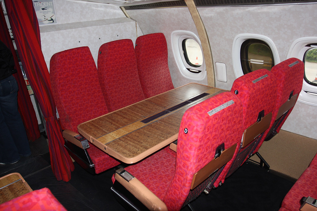 G-AWZX HS-121 Trident 3B-101 Interior (2)