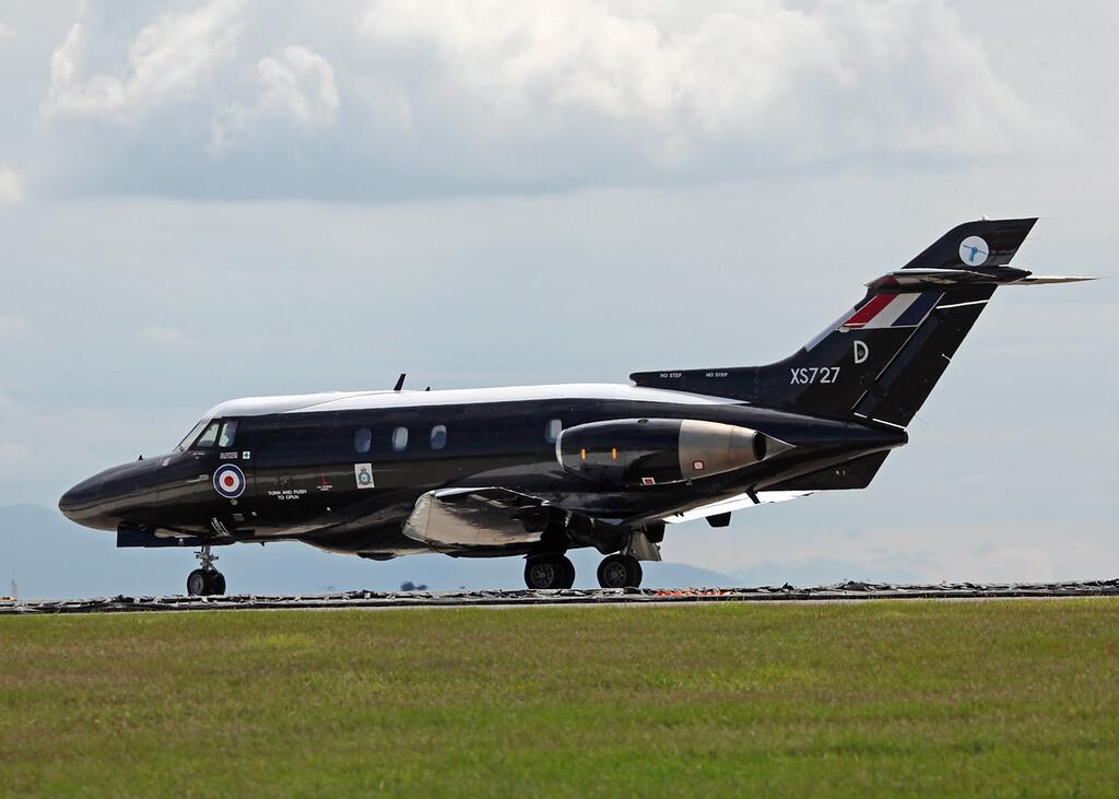 XS727 Hawker Siddley-Dominie (RAF Fairford) Royal Air Force [RIAT 2010]