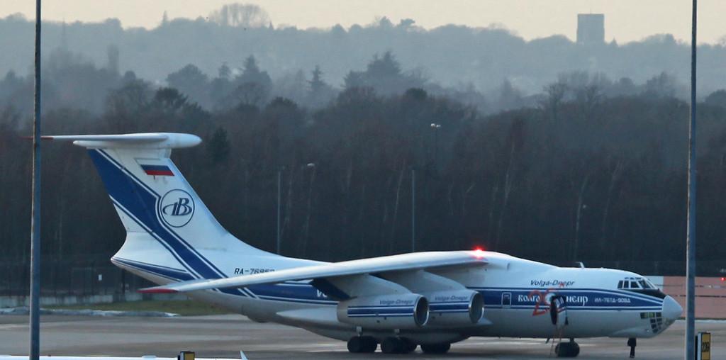 RA-76952 Ilyushin IL76TD (MAN) Volga-Dnepr Airlines [1]
