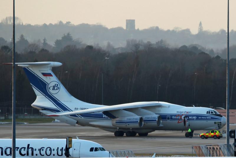 RA-76952 Ilyushin IL76TD (MAN) Volga-Dnepr Airlines
