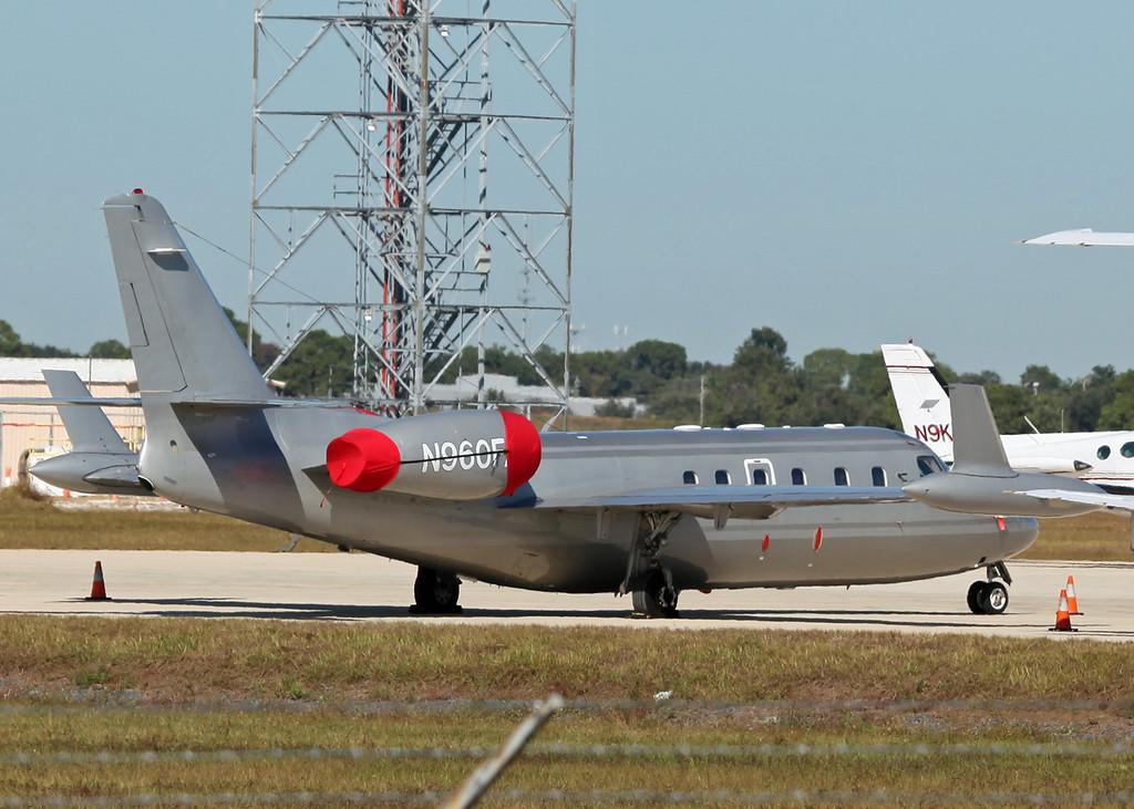 N960FA Israel Aircraft Industries1124A (SRQ) Westwood Aviation II Inc