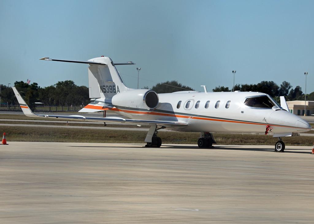 N539BA Learjet Inc 31 (SRQ) Bank of Utah