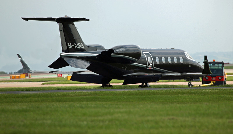 M-AIRS Learjet 60 (MAN) Maiton Air