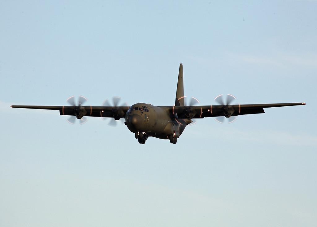 ZH874 Lockheed C-130J-30 Hercules C 4 (RAF Brize Norton) Royal Air Force