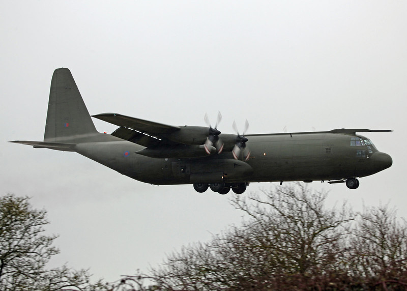XV202 Lockheed Hercules C130K (RAF Lynham) Royal Air Force (Now Retired) 1
