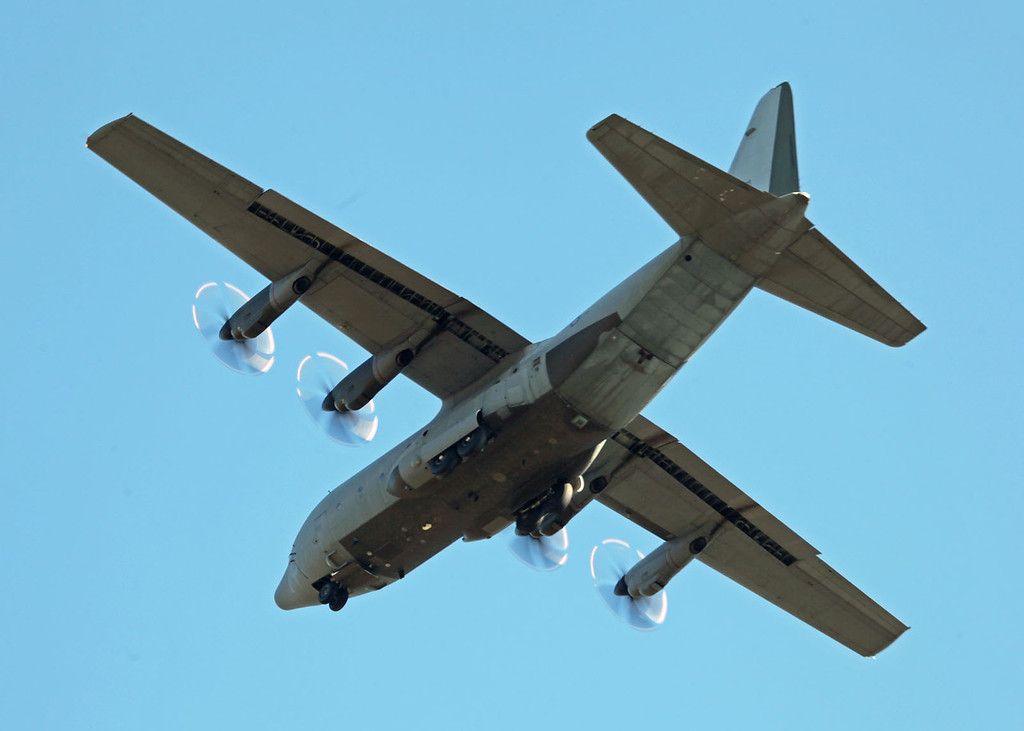 ZH889 Lockheed Martin C-130J Hercules C5 (RAF Brize Norton) Royal Air Force