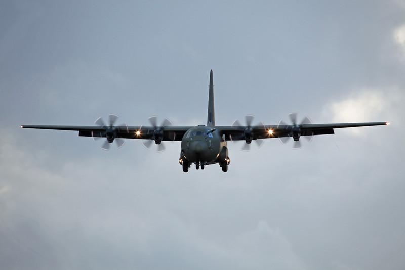 Lockheed C130 ZH885 - RAF Brize Norton [2]