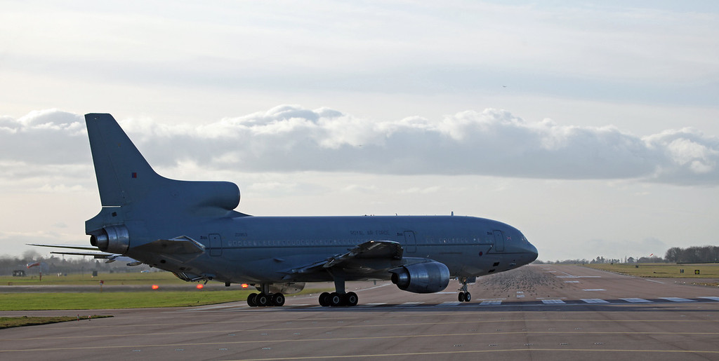 ZD953 Lockheed L1011-500 TriStar KC 1 (RAF Brize Norton) Royal Air Force 2