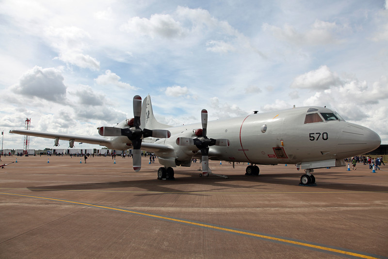 158570 Lockheed P3 Orion (RAF Fairford) United States Navy [RIAT 2010] (3)