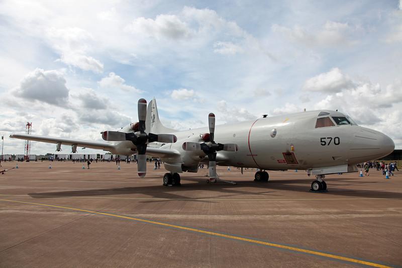 158570 Lockheed P3 Orion (RAF Fairford) United States Navy [RIAT 2010] (3)
