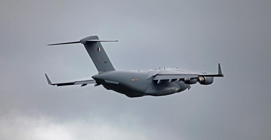 MAA Boeing C-17A Globemaster III (MAN) Qatar Emiri Air Force edit